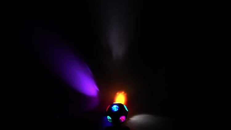 Spinning Disco Lights Pack: Stock Video