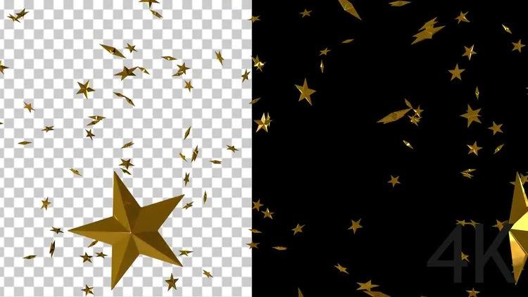 Star Rain: Motion Graphics