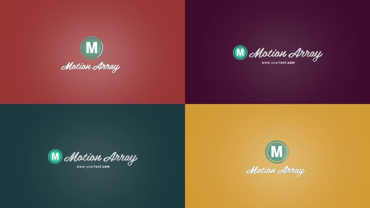 Particles Logo Reveal: After Effects Templates