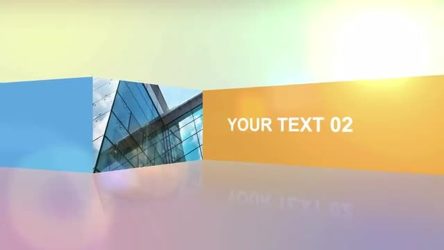 Color Wall: After Effects Templates