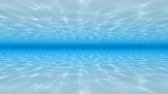 Underwater Loop: Stock Motion Graphics
