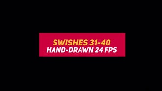 Liquid Elements Swishes 31-40 Pack: Motion Graphics
