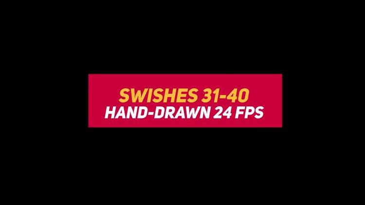 Liquid Elements Swishes 31-40 Pack: Motion Graphics