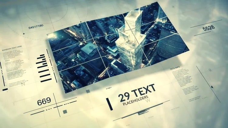 Tech Style Promo: After Effects Templates
