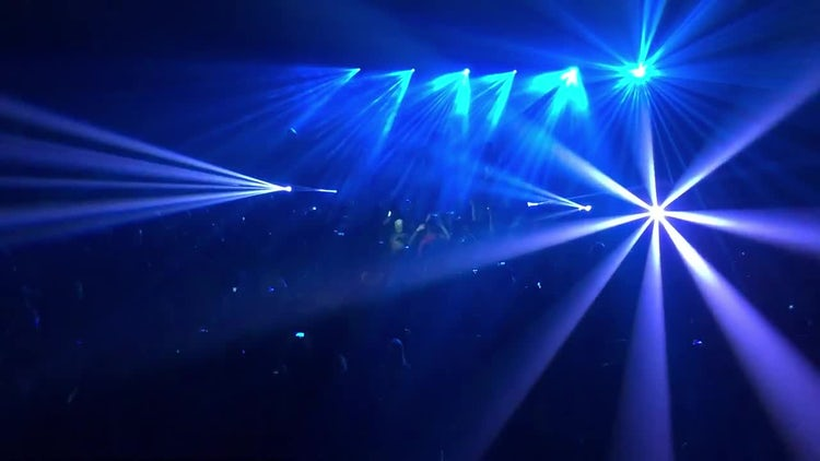 Full House Concert: Stock Video