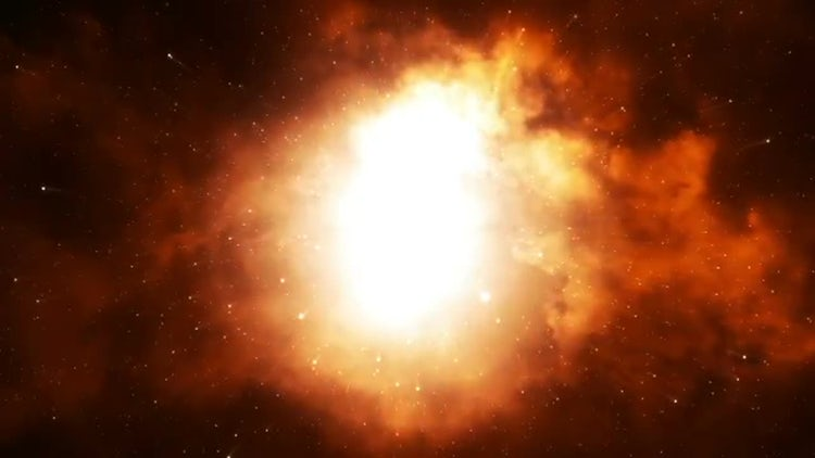 Cosmic Sunlight Eruptions: Stock Motion Graphics