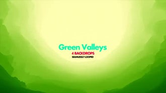 Green Valley Pack 01: Motion Graphics
