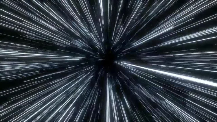Entering Hyperspace: Stock Motion Graphics