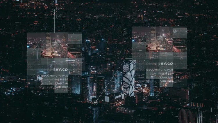 Advanced 4K Call Out Titles: After Effects Templates