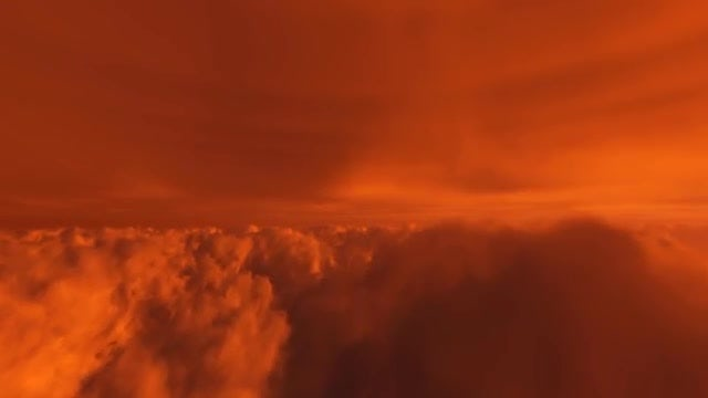 Orange Heaven: Stock Motion Graphics