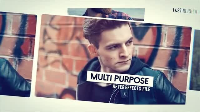 Stylish Quick Promo: After Effects Templates