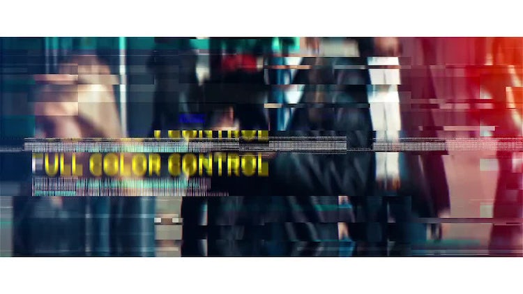 Sliding Showreel: After Effects Templates