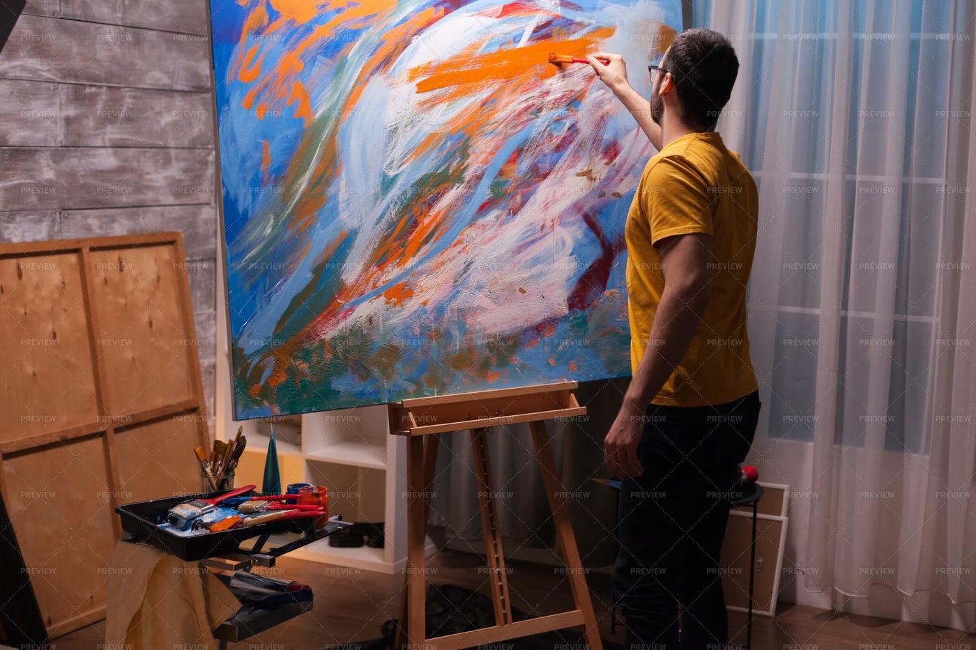Painter: Stock Photos