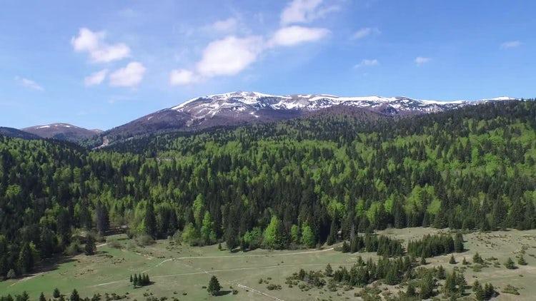 Amazing Bosnia Nature: Stock Video