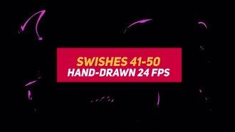 Liquid Elements Swishes 41-50: Motion Graphics