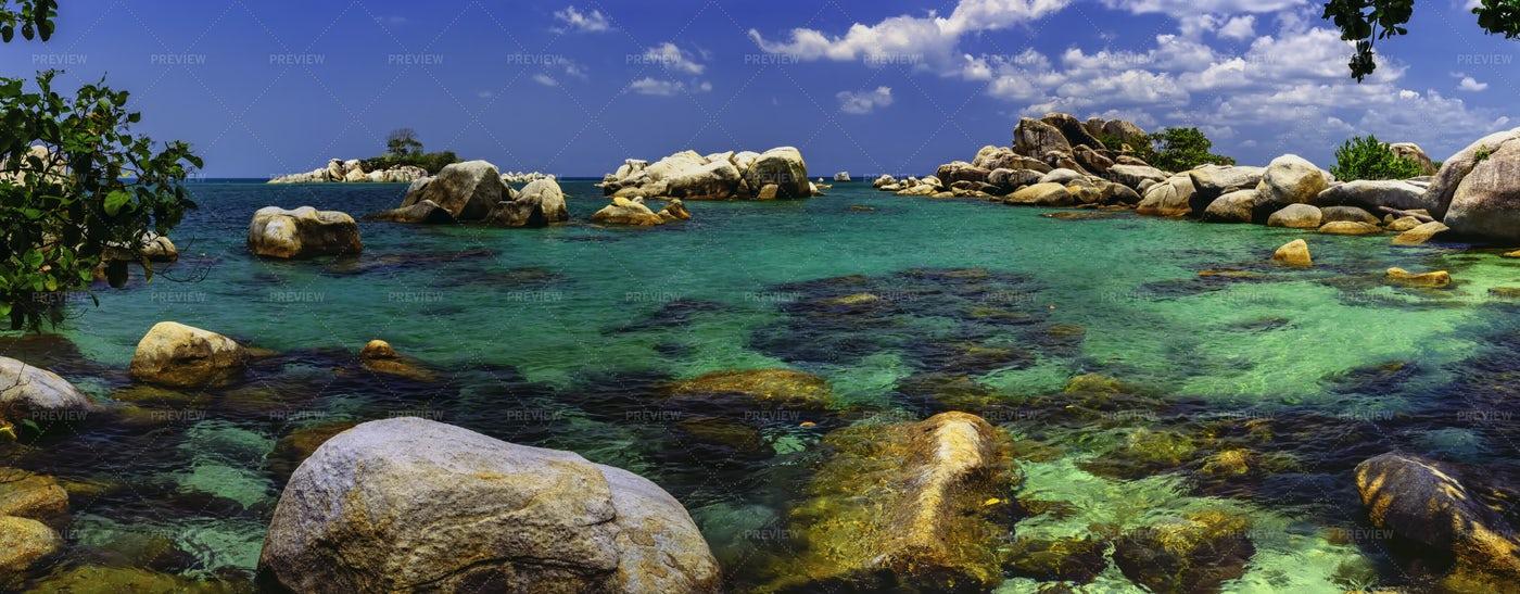 Lengkuas Island: Stock Photos