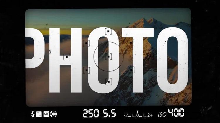 Photo Transitions: Premiere Pro Templates