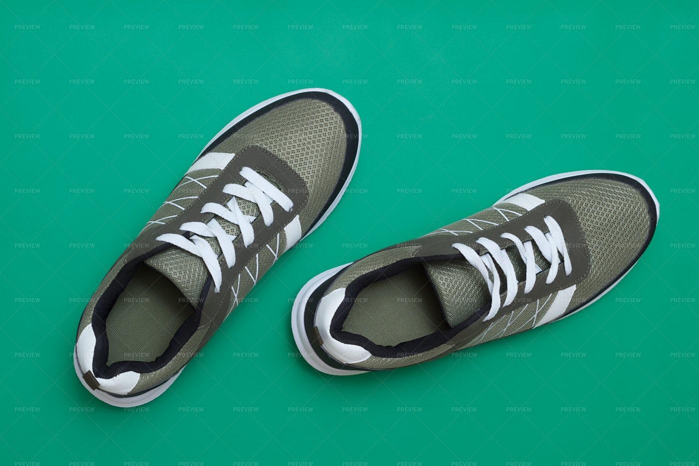 Sport Shoes: Stock Photos