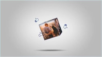 Social Media Logo: After Effects Templates