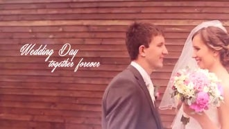 Wedding Text Presets: After Effects Templates