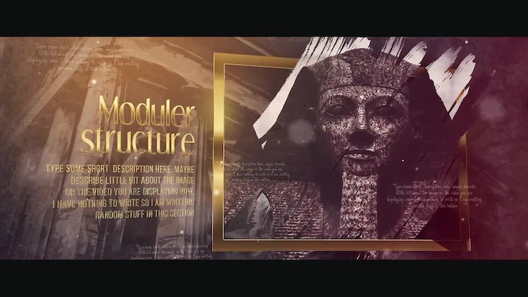 Journey to History: After Effects Templates