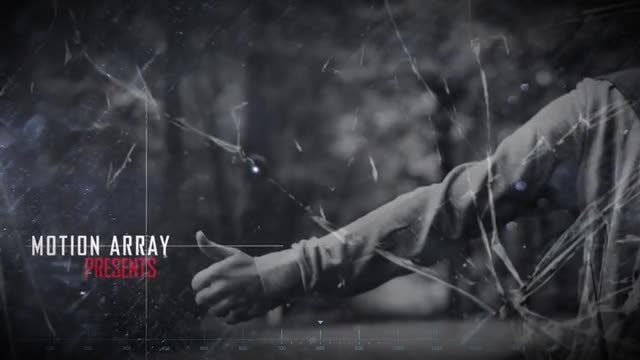 Horror Slideshow: After Effects Templates