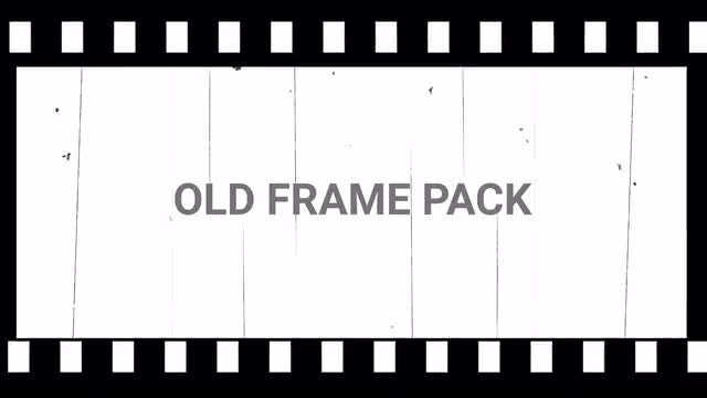 Frame Pack: Stock Motion Graphics