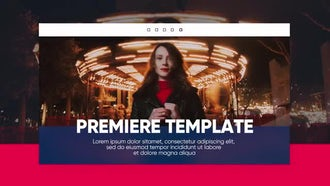 Corporate Promo - Clean Business: Premiere Pro Templates