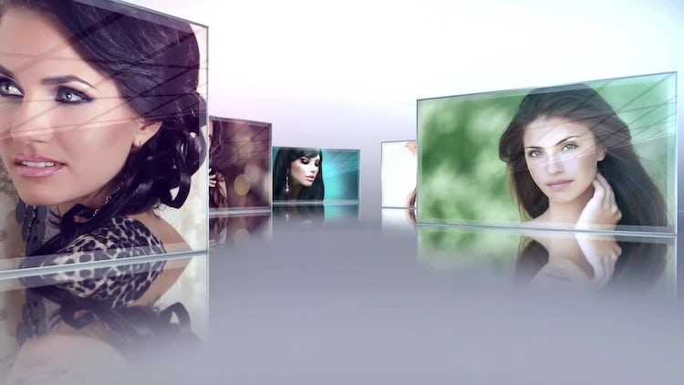 Glossy Show: After Effects Templates