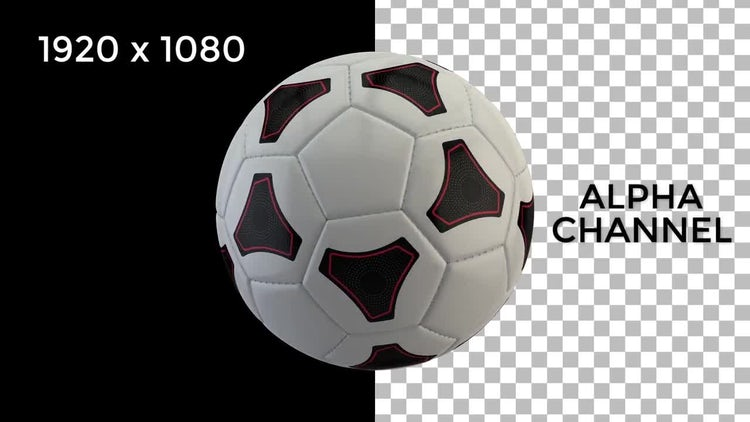 Soccer Balls Pack: Motion Graphics