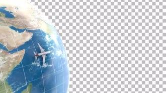 Travel The Globe : Motion Graphics