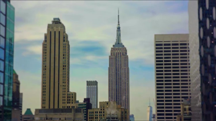 Empire State Building : Stock Video