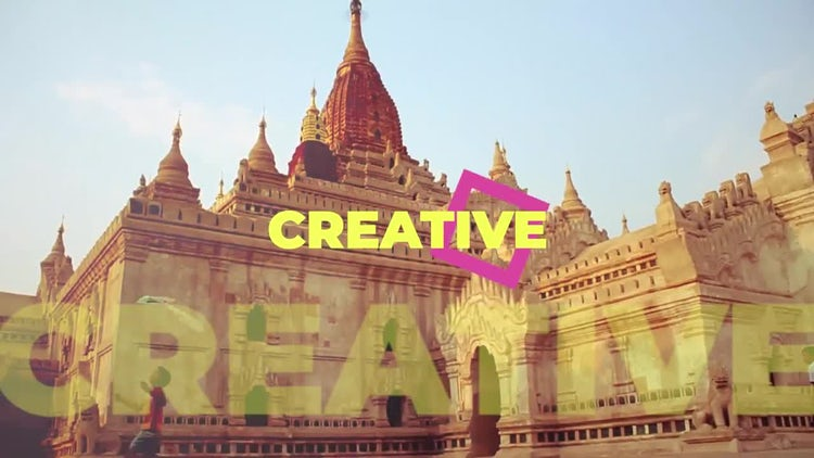 Travel Slideshow: Premiere Pro Templates