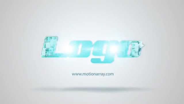 Light Tech Logo: After Effects Templates