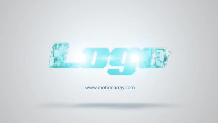 Light Tech Logo: After Effects Templates