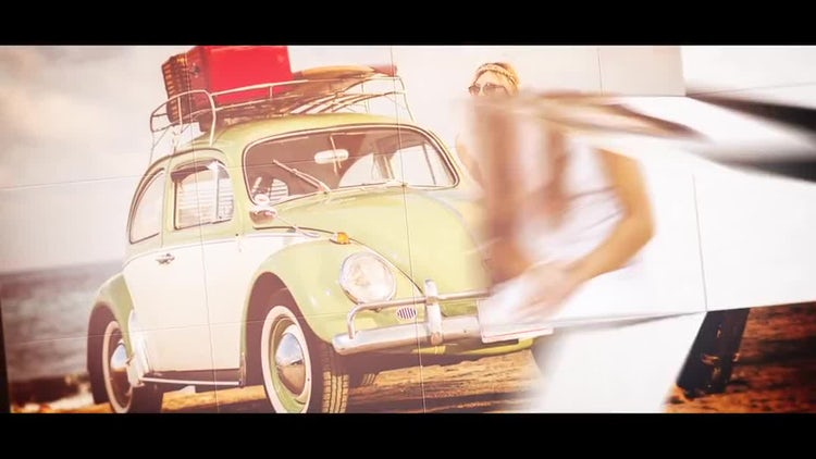 Dynamic Photo Intro: After Effects Templates