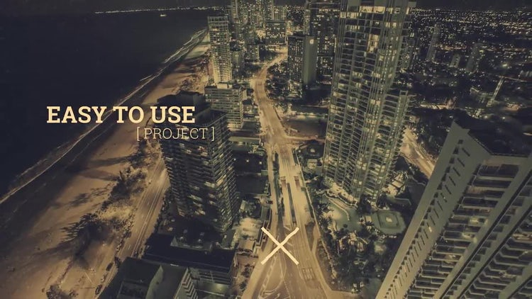 Grunge Opener: Premiere Pro Templates
