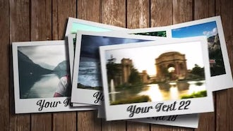 Sweet Memories Slideshow: After Effects Templates