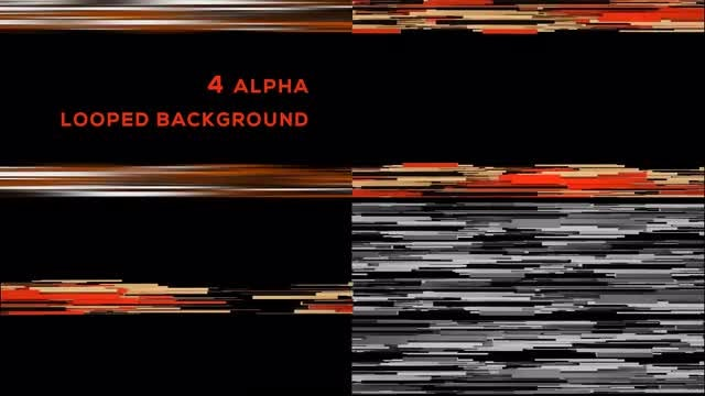 Abstract Lines Background: Stock Motion Graphics