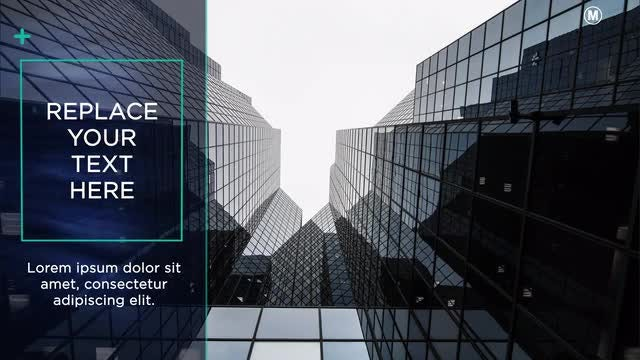 Corporate Clean Slides / Presentation: After Effects Templates