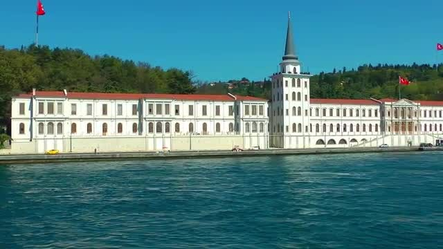 Seaside View Istanbul Pack: Stock Video