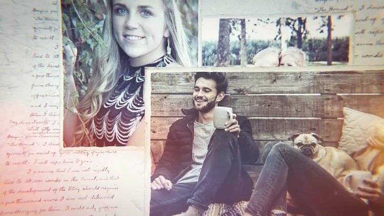 Our Memories: After Effects Templates