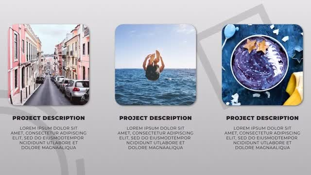 Creative Slideshow: After Effects Templates