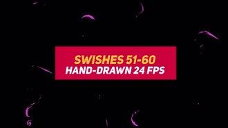 Liquid Elements Swishes 51-60: Motion Graphics