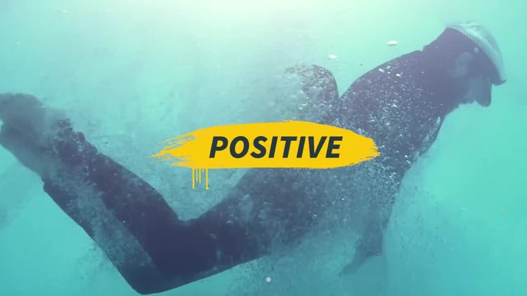 Positive Opener: Premiere Pro Templates