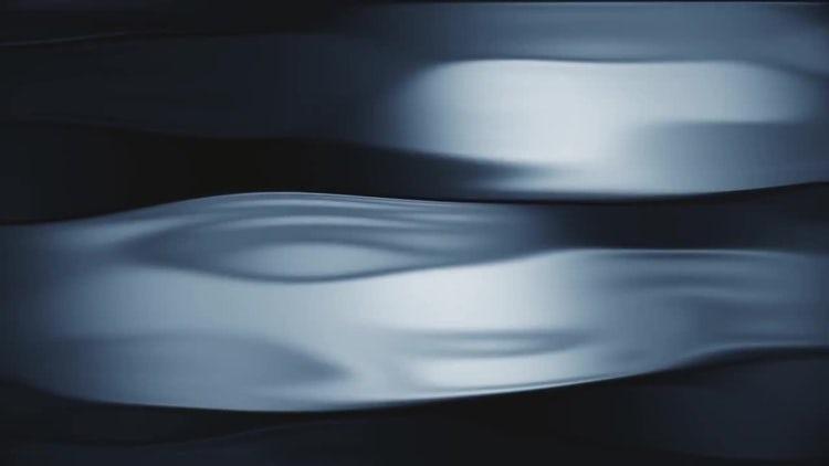Liquid Metal Material Animation: Motion Graphics