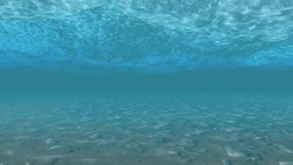 Underwater Refraction: Motion Graphics
