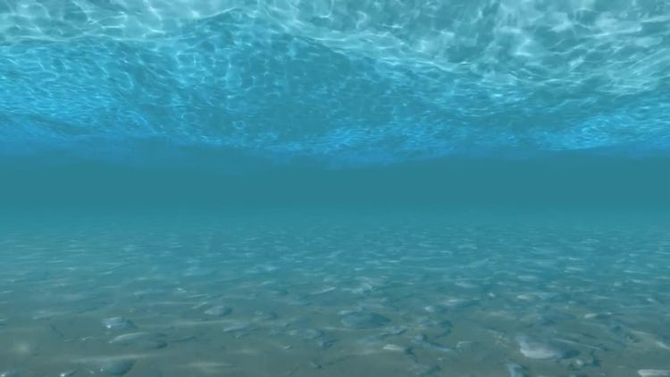 Underwater Refraction: Motion Graphics