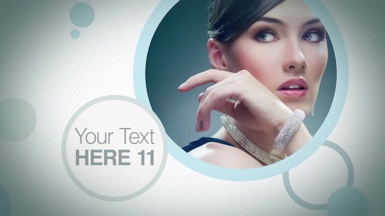 Circles: After Effects Templates