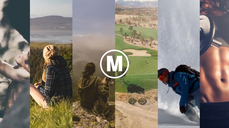 Photo Mosaic Logo Reveal: After Effects Templates